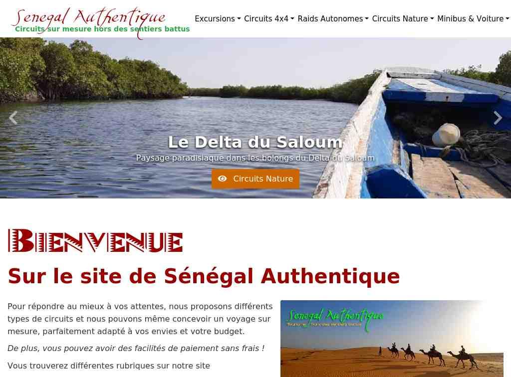 Sénégal Authentique