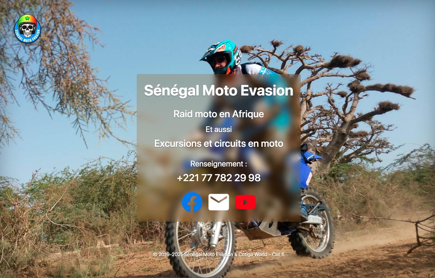 Sénégal Moto Evasion